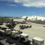 ハワイ・ホノルル国際空港が改名されました。